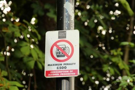 Šotimaal on avalikus kohas joomise eest trahv kini 500 naela Urmas Lauri