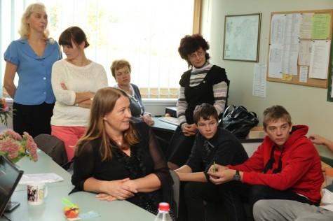 Õpetajate päev Oru koolis 186