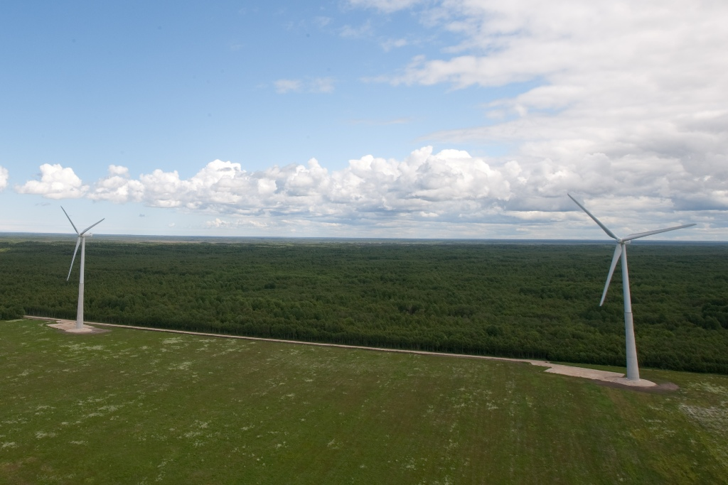 Aulepa tuulepark eesti energia