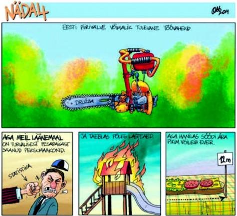 Koomiks 20141004