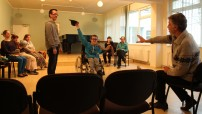 Sotsiaalmaja teatritrupp 221