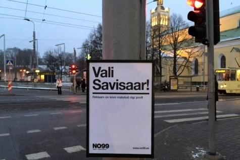 NO99 Vali Savisaar!