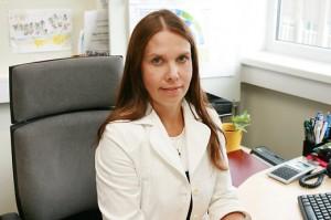 Sigrid Harjo, EASi juhatuse liige foto eas
