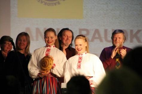 Läki Tantsule Neiud Autasustamine Grand Prix