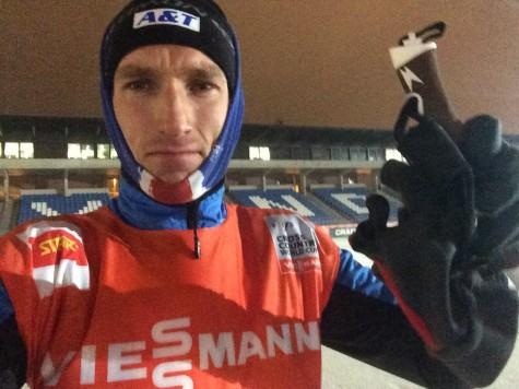 Lauri Luik, Tartu maraton