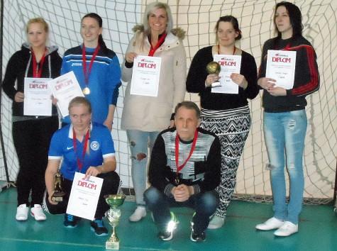 Palivere saalijalgpalli naiskond