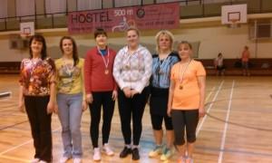Ridala sulgpall 2015, võitjad naised 003