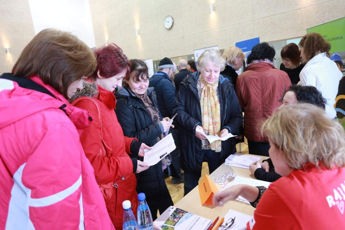 aed7d48b9ec Läänemaa töömess aitab nii töötuid kui ka tööinimesi - Lääne Elu