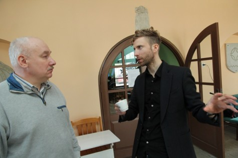 Arno Peksar ja Jaak Kuusemets urmas lauri