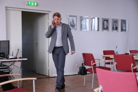 Haapsalu volikogu (46) Jaanus Karilaid arvo tarmula