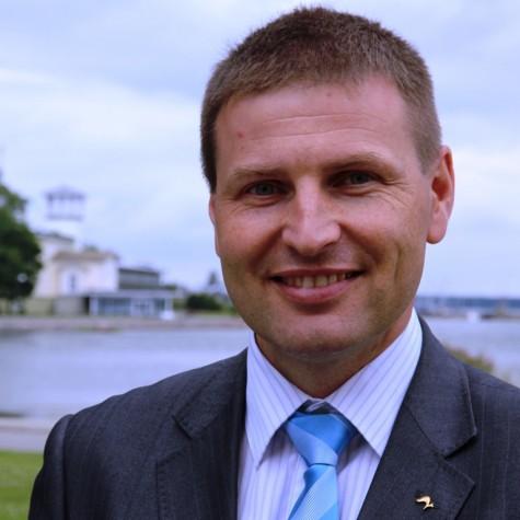 REF Hanno Pevkur urmas lauri