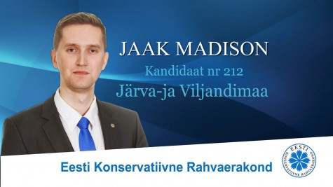 Jaak Madison