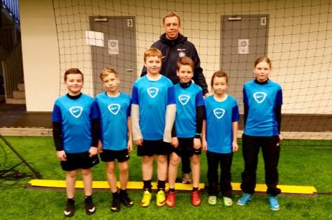 Jalgpall Haapsalu Põhikooli 4-5.klassi võistkond