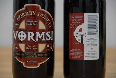 Vormsi õlu - Norrby tume