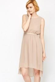 diamant-trim-neck-dip-hem-dress-dark-beige-8210-10