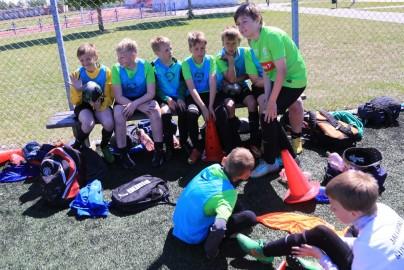 Jalgpallilaager 3