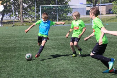 Jalgpallilaager 5