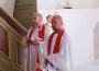 53 Vormsi olavipäev teenistus Patrik Göransson, Ants Rajando