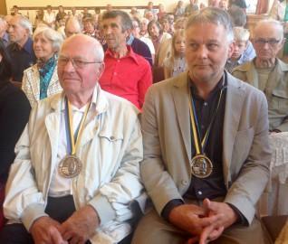 Endel Enggrön ja Ivar Rüütli