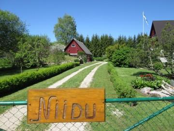 LÄÄNE_SILVI ja ARVO NIITSOO kodu_Niidu, Tuudi küla_Lihula vald_1