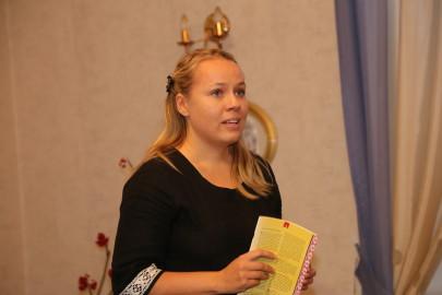 Anne Andrejev. Foto Arvo Tarmula