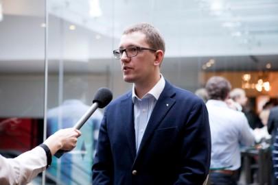 Majandus- ja kommunikatsiooniminister Kristen Michal.