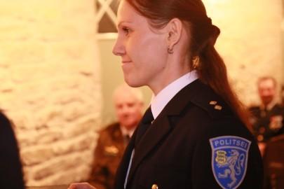 Politsei aastapäev10. Tiina Matt. Tarmula