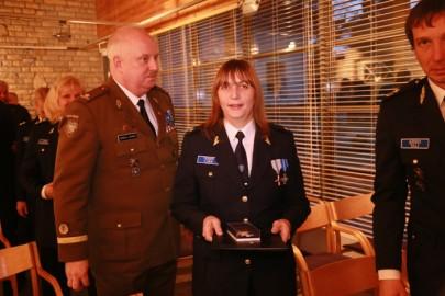 Politsei aastapäev19. Arnold Juhans, Tarry LukkTarmula