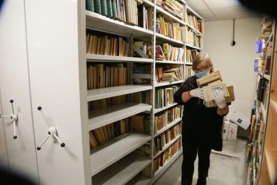Vabatahtlikud raamatukogus07. Tarmula