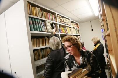 Vabatahtlikud raamatukogus08. Tarmula