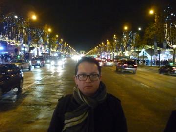 Avenue des Champs-Élysées ja RK