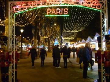 Champs-Élysées-l võid osta ja lõbutseda tunde