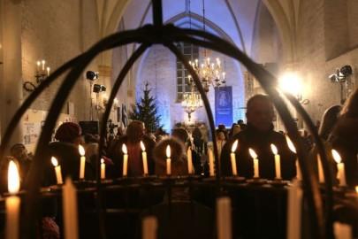 Jõulujumalateenistus Haapsalu toomkirik04. Tarmula