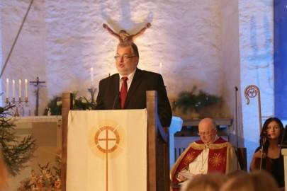 Jõulujumalateenistus Haapsalu toomkirik16. Tarmula