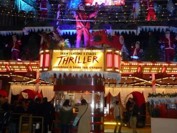 Jõulu-õudus Champs-Élysées-l
