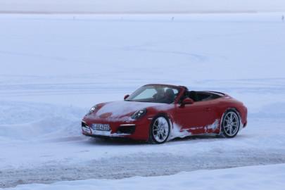 Porsche ja jääpurjekas Noarootsi jääteel (ARVO TARMULA) (4)