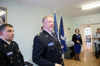 Politsei teenetemärgid (19). Ivar Läll Tarmula