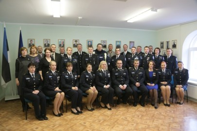 Politsei teenetemärgid (23). Tarmula