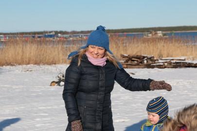 Rannarootsi perepäev (21). Anne Andrejev. Tarmula