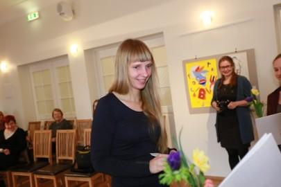 Wiklandi noore kunstniku preemia (16). Tarmula