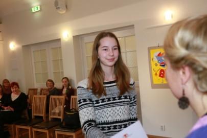 Wiklandi noore kunstniku preemia (18). Tarmula