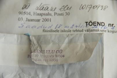 15 aastat teel olnud kiri 006