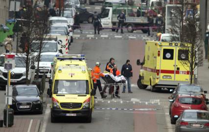 Belgium Attacks