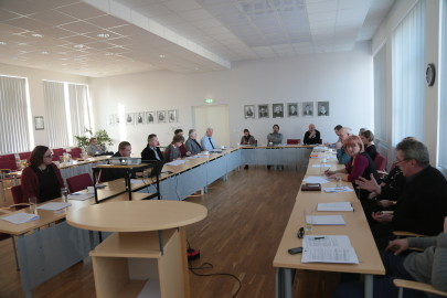 Haapsalu ja Ridala ühinemiskoosolek Foto Arvo Tarmula