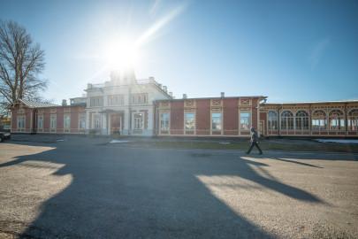 raudteemuuseum Merilin