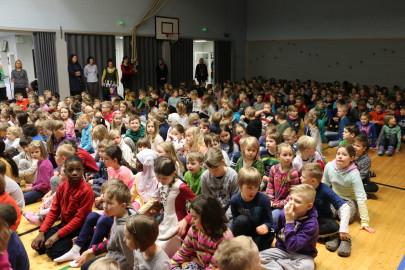 Soome lapsed vaatavad ULA filmi