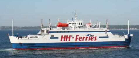 parvlaev Mercandia http://www.shipsandharbours.com