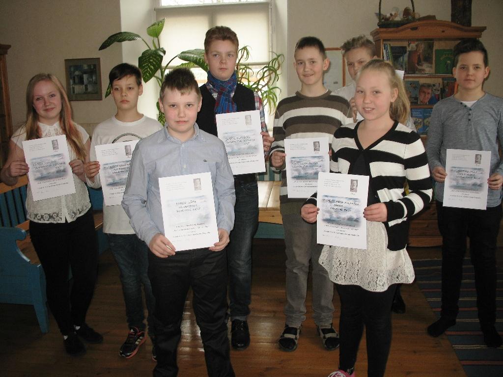 Ernst Enno nimeline õpilaste etluskonkurss_4.-6.kl