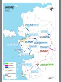 Läänemaa teedeehitus (pindamine) 2016