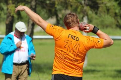 Kuulitõukevõistlus Lihulas (28) Fred Vali